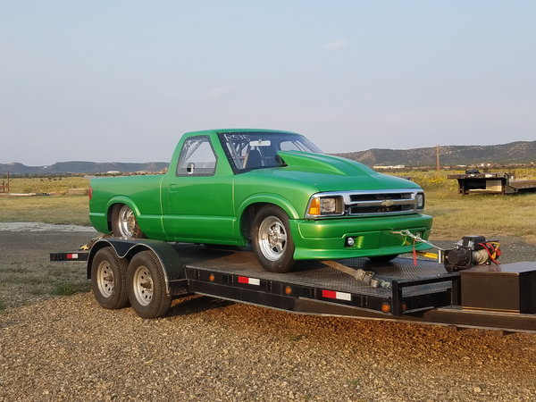 S-10 DRAG TRUCK  for Sale $25,000