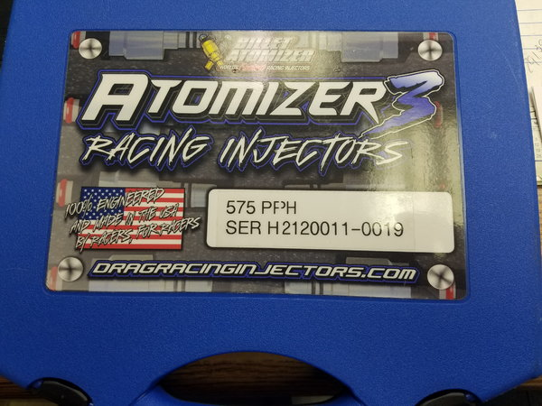 ATOMIZER 3 575PPH INJECTORS  for Sale $2,400