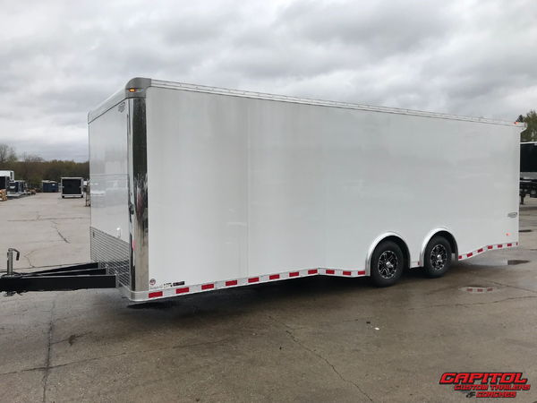 2020 Bravo 24' Star Enclosed Car Hauler