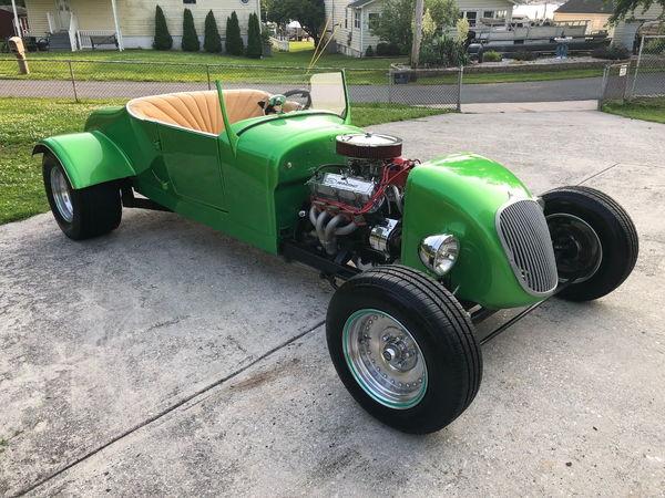 1927 Ford Roadster V8   for Sale $12,500