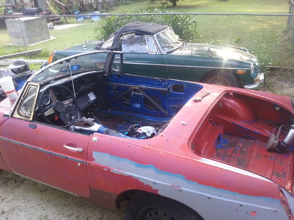 1973 MG MGB  for Sale $1,200