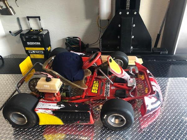 Kid Kart comer 50cc  for Sale $1,300