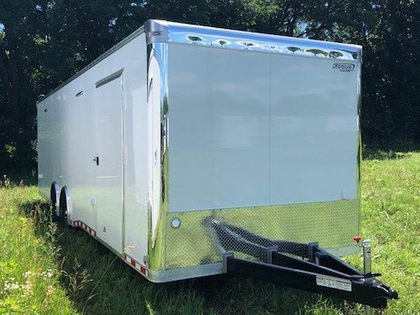 2019 BRAVO TRAILERS STP8528TA4 CAR / RACING TRAILER  for Sale $19,999