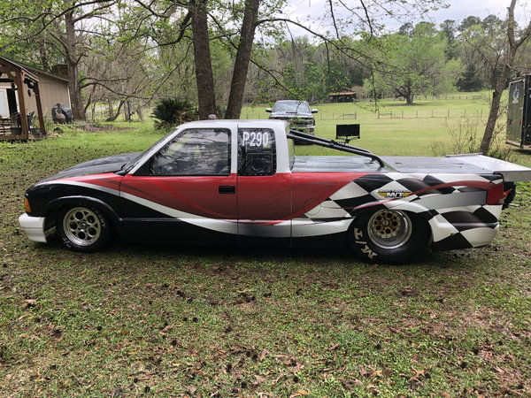S10 body  for Sale $1,500