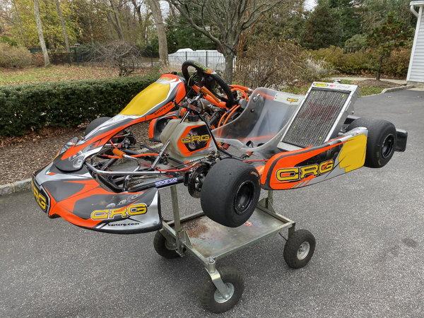CRG Shifter Kart w/125cc Honda, Swedetech, MRC, etc.  for Sale $3,200