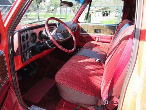 1976 Chevrolet C20