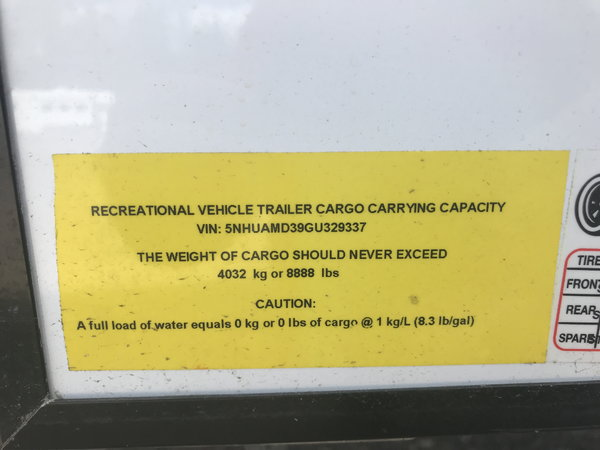 2015 28' Continental Cargo Stacker Trailer  for Sale $36,499