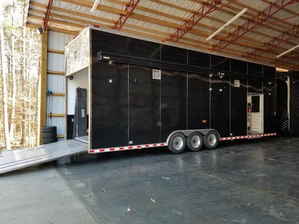 2018 haulmark status motorhome