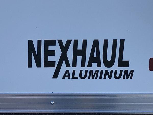 New 2021 8.5 x 24 Aluminum Trailer