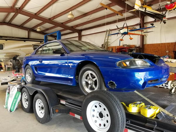 1998 cobra roller  for Sale $11,000