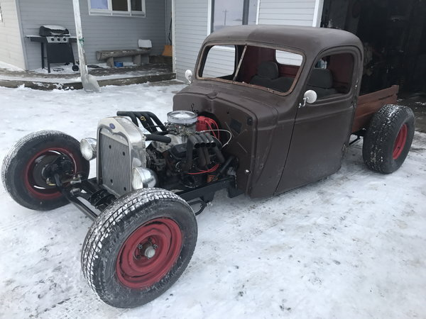 1942 Chevy Pickup Rat Rod  for Sale $10,000
