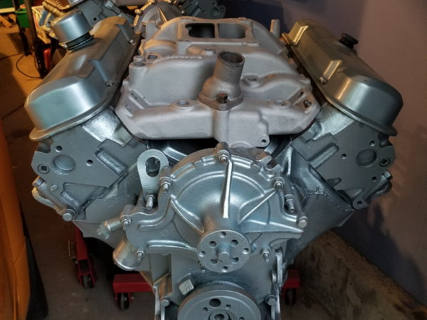 1967 Pontiac 326 Engine  for Sale $1,500