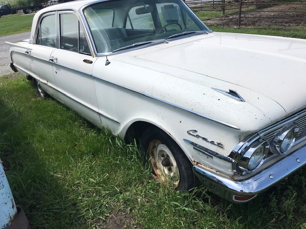 1963 Mercury Comet  for Sale $1,000