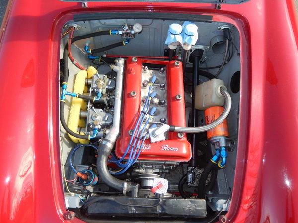 1961 Alfa Romeo Giulietta  for Sale $38,000