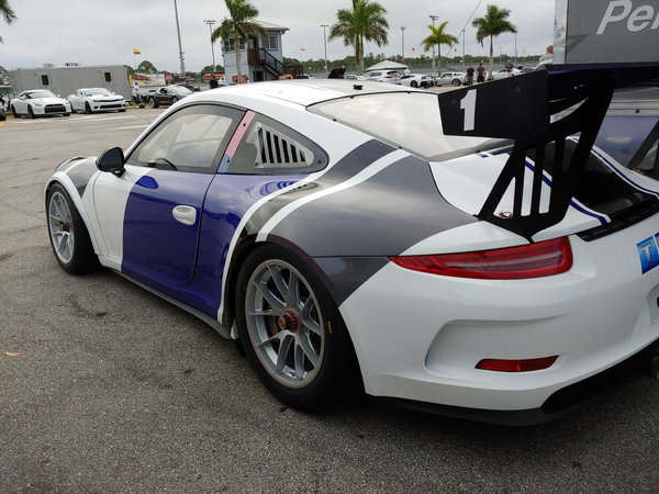 2016 911 gt 3 cup  for Sale $169,000