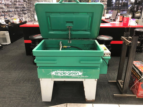Simple Green Parts Washer  for Sale $700