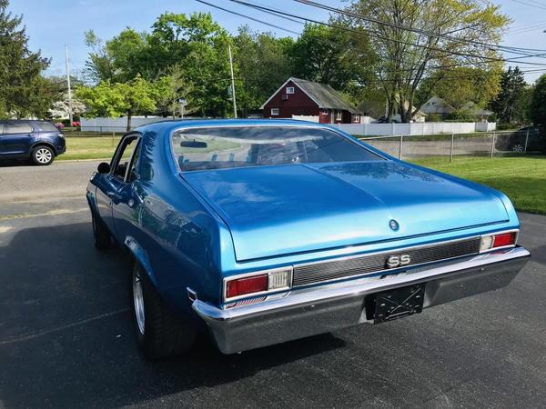 1969 Chevrolet Nova  for Sale $24,800