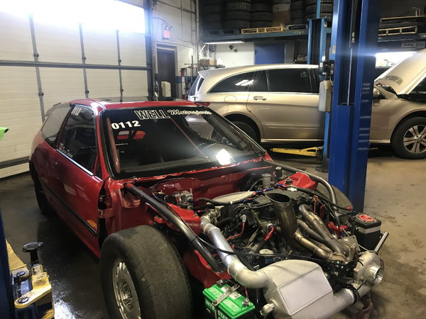1993 Honda Civic Hatch  for Sale $20,000