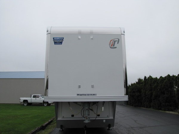 2019 Intech Trailers Icon 44' Sprint Car Trailer  for Sale $113,389