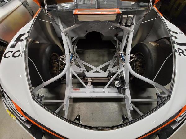 2021 NASACR TOYOTA CAMRY CUP CAR