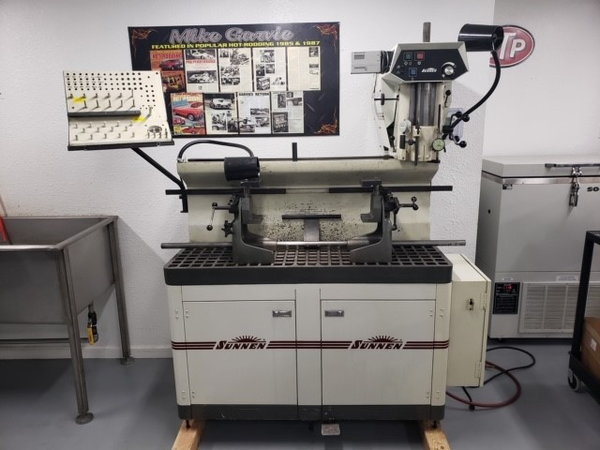 Sunnen VGS-20 with tons of Tooling  for Sale $20,000