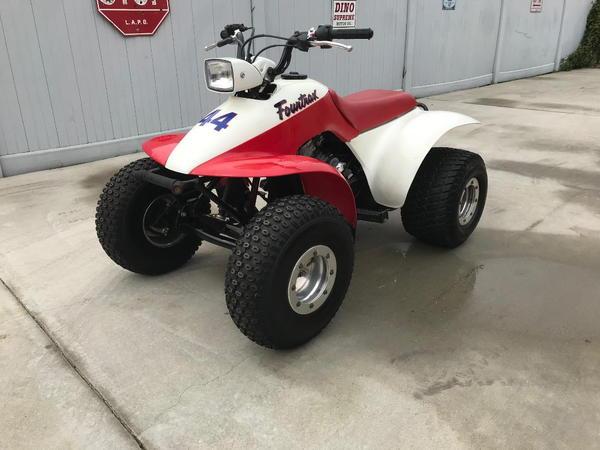 Honda Fourtrax 125cc  for Sale $1,000