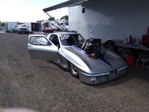 Prostart race car. 63 corvette  for Sale $99,000