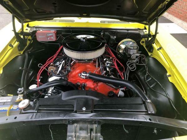 1969 Chevrolet Camaro  for Sale $32,950
