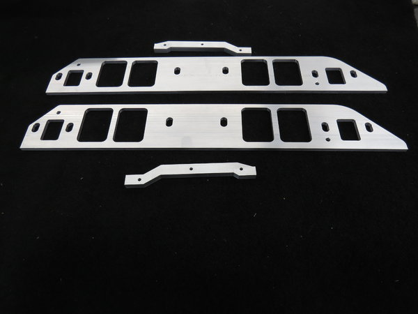 CUSTOM INTAKE SPACER PLATES  for Sale $250