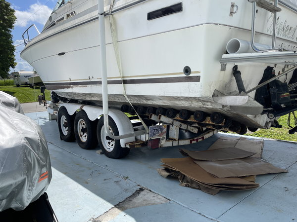 1985 Searay 28  for Sale $8,000