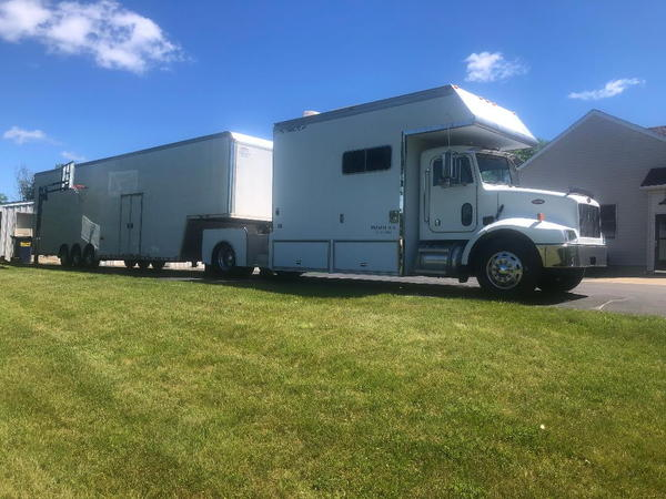 toter and trailer   for Sale $105
