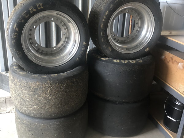 Wide-5 Wheels and tires  for Sale $1
