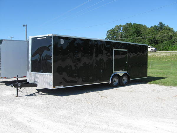 24' Intrepid Auto Trailer