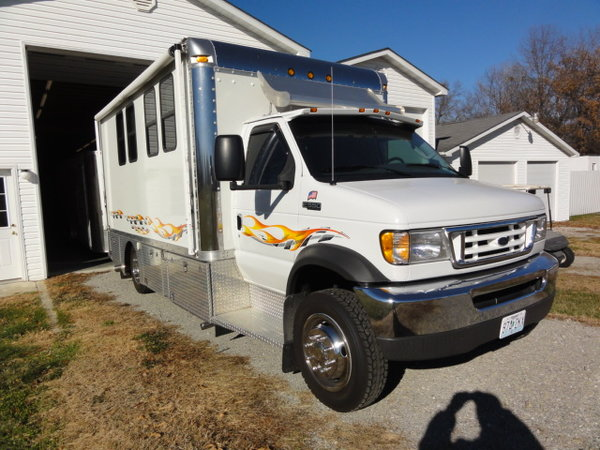 E550 Ford Motor Home 7 3 Power Stroke For Sale In Winfield
