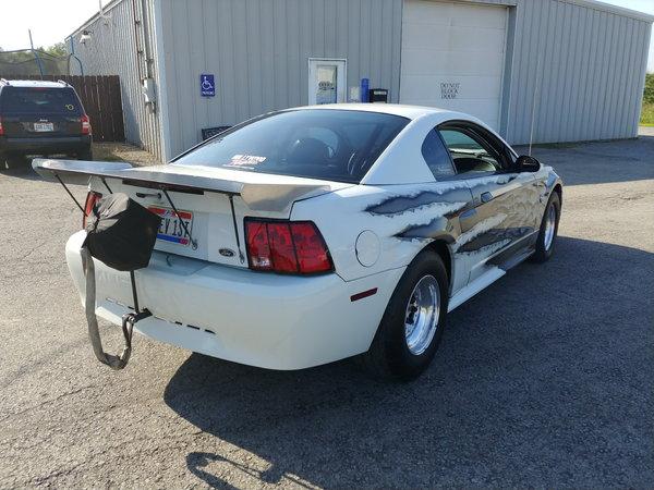 04 Mustang Mach 1 Twin Turbo