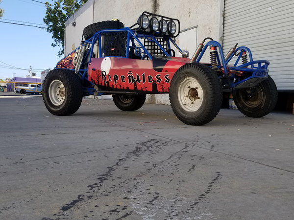 SLAYER BUGGY