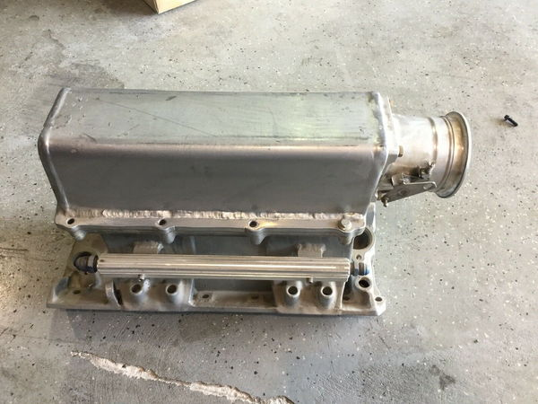 BC Sheet Metal Upper And Lower Intake Manifold  for Sale $1,300