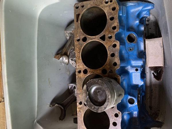 Formula Ford block  for Sale $150