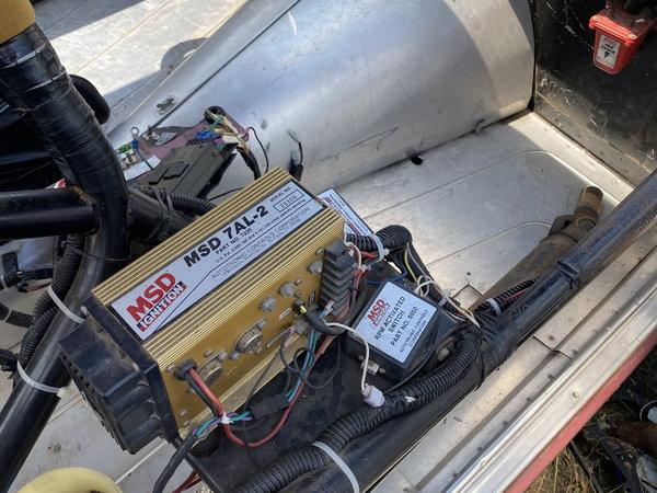 Arrow tube chassis Mopar