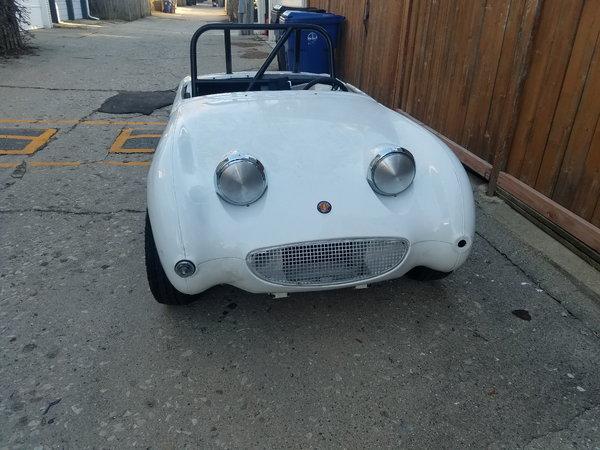 1958 Austin Healey Sprite  for Sale $10,400
