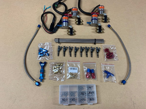 Nitrous System  for Sale $790