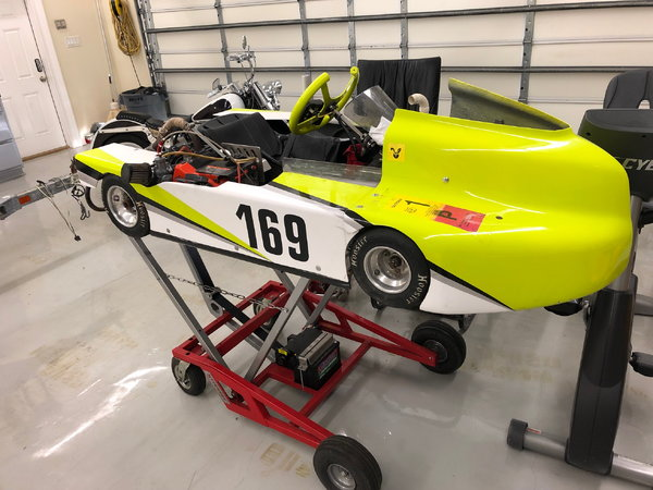 Enduro Sprint Kart  for Sale $1,750