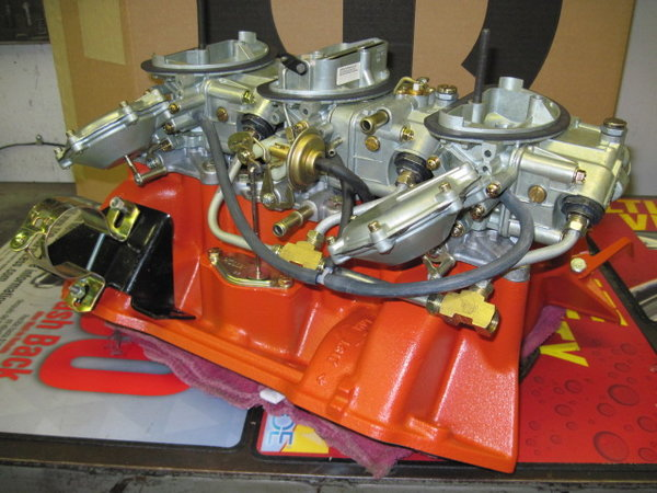 mopar six pack rebuild service for sale in connersville, IN, Price: $375