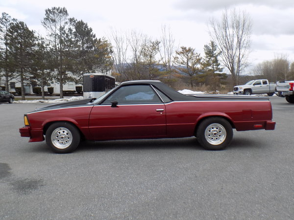 1980 Chevrolet El Camino  for Sale $24,900