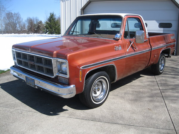 1978 Chevrolet C10  for Sale $13,500