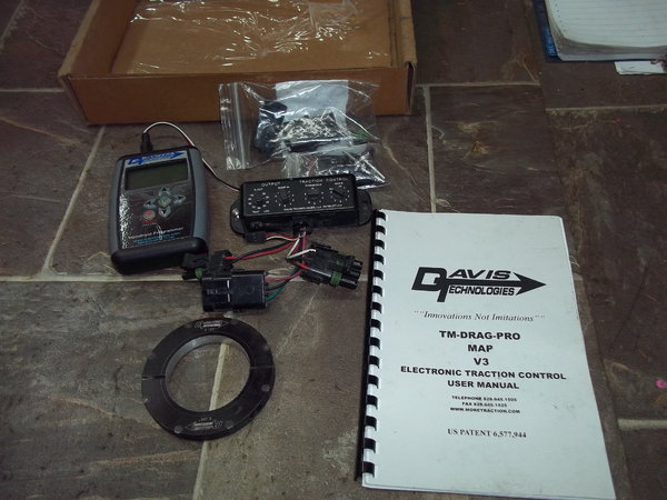 DAVIS TRACTION CONTROL  for Sale $1,400
