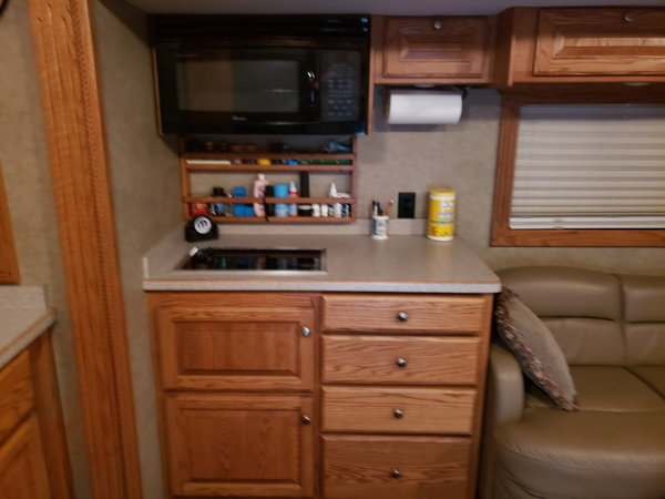 Very nice 2007 ,34' renegade toterhome very low miles  for Sale $110,000