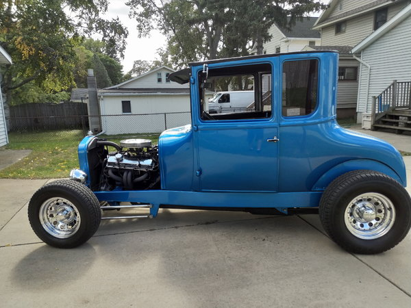 Ford 1926 Coupe michigan  for Sale $15,995