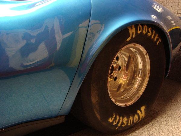 1979 Corvette Bickle Chassis Car
