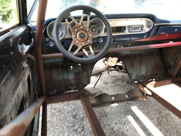 1963 ford park lane wagon